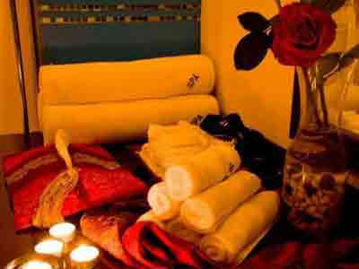 massage image gallery in red rose spa