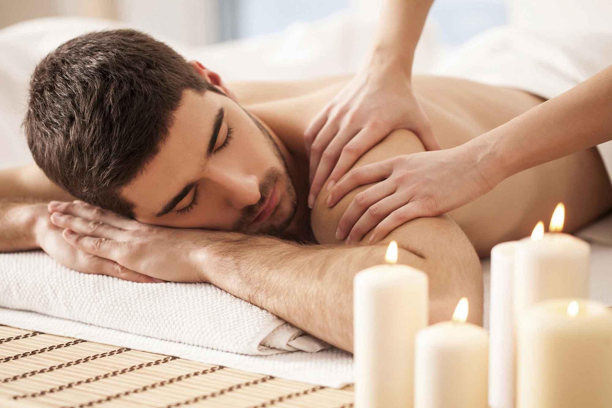 Best Body Massage Center in Bur Dubai   Red Rose Spa in Oud